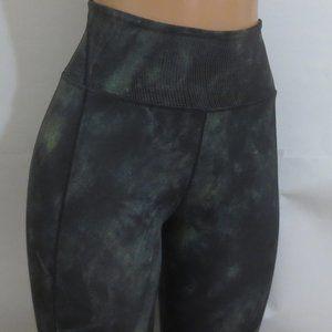 Free People Movement Pants Leggings Black /Gray S